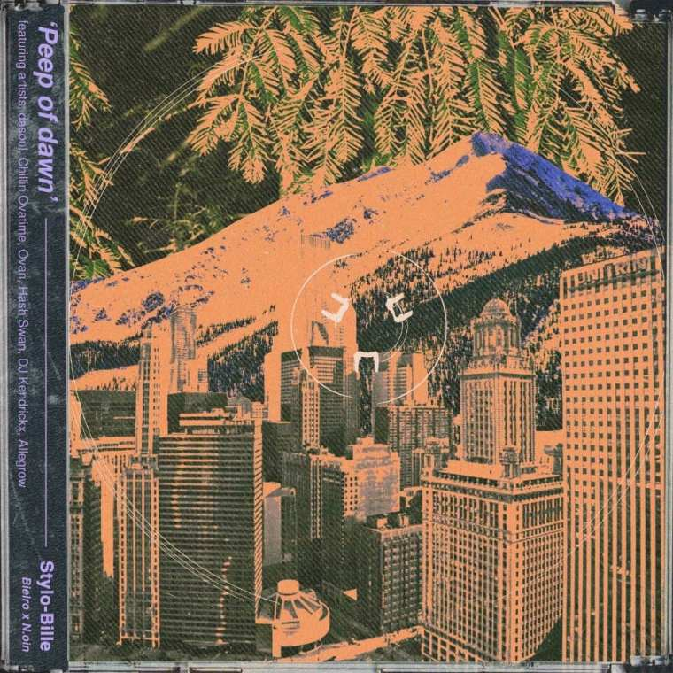 Stylo-Bille - Peep of Dawn (album cover)