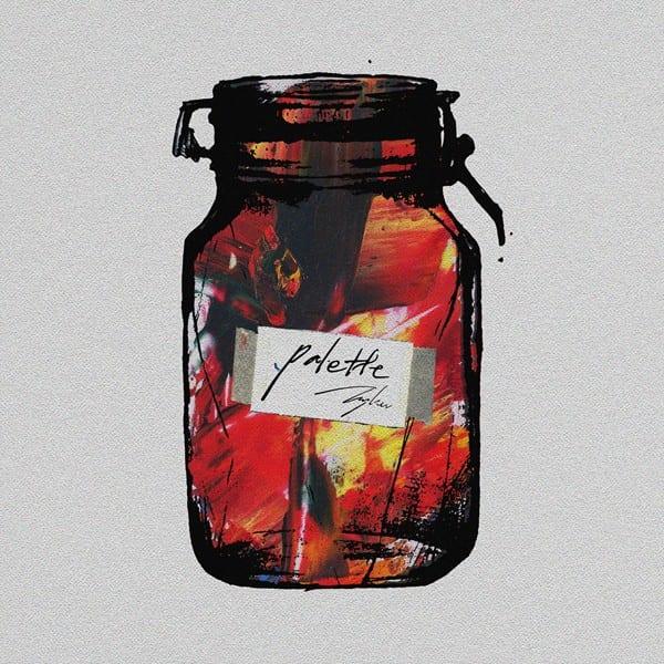 Taylor - Palette (album cover)