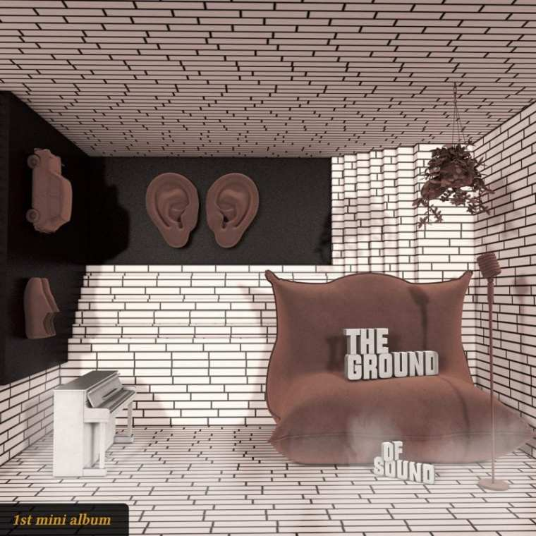 DiiD - The Ground of Sound (album cover)