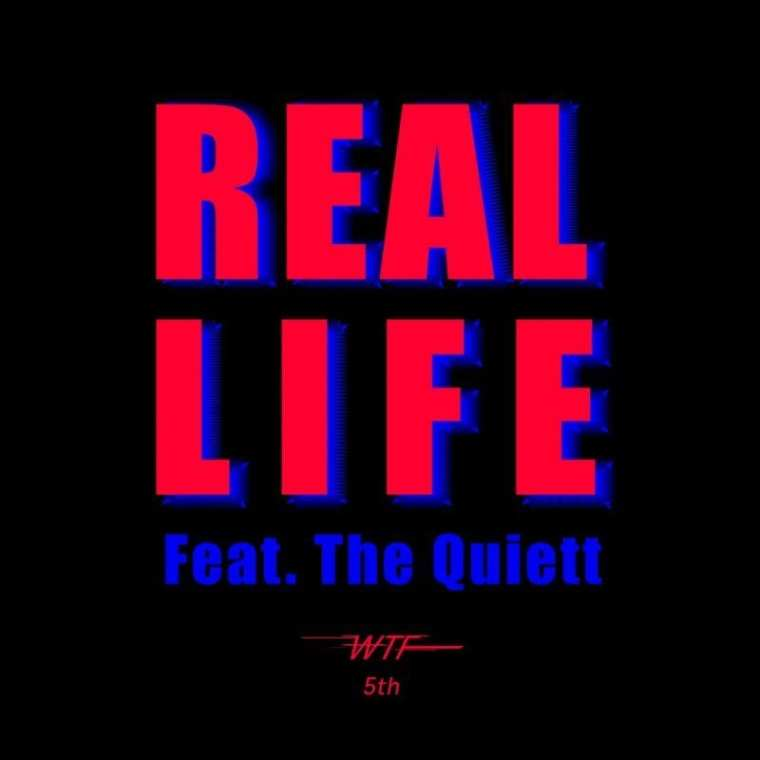 Basick - WTF 5: Real Life (cover art)