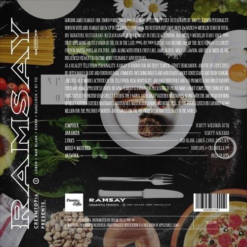 Cream Villa - Ramsay (cover art)