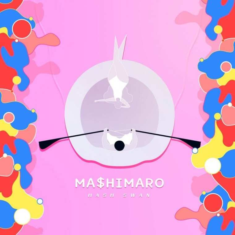 Hash Swan - MA$HIMARO (cover art)