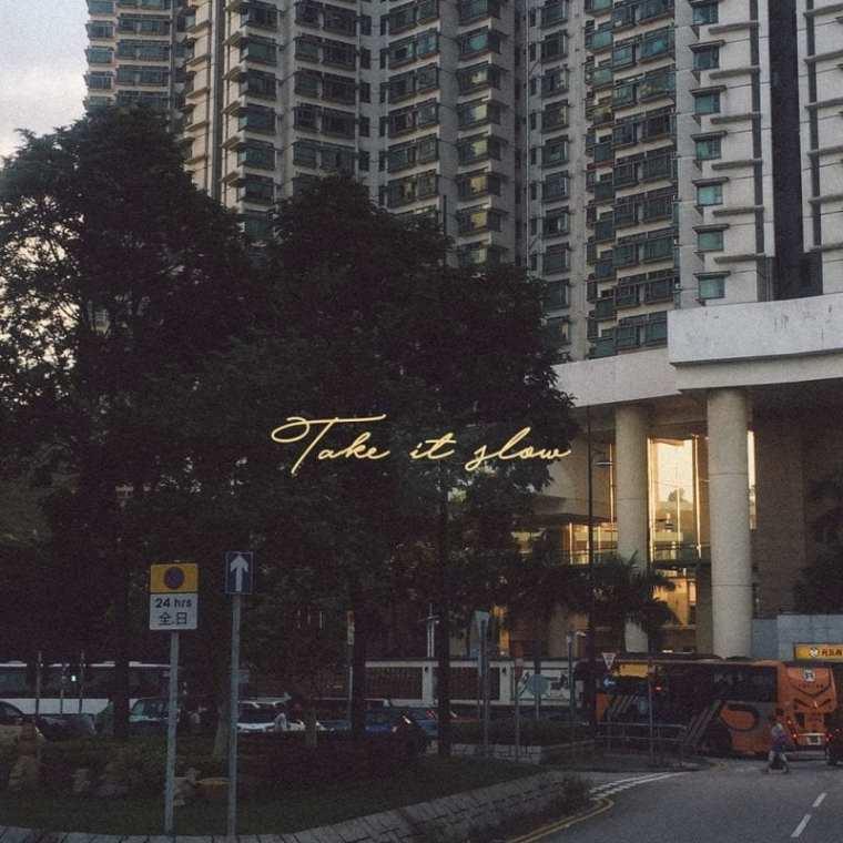 LuKydo - Take It Slow (cover art)