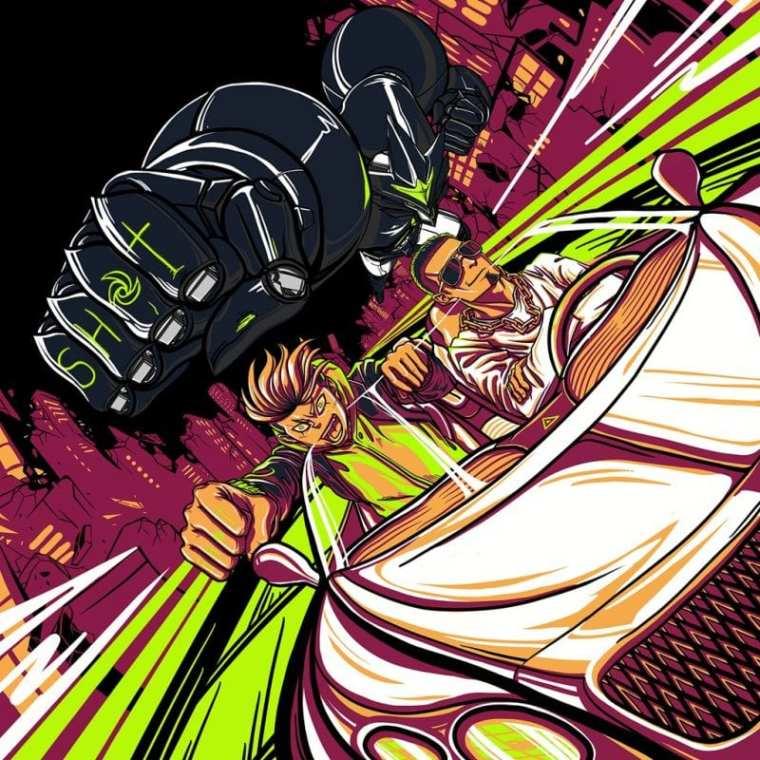 Sway D - Super Great (cover art)