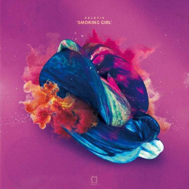 Deletis - Smoking Girl (cover art)