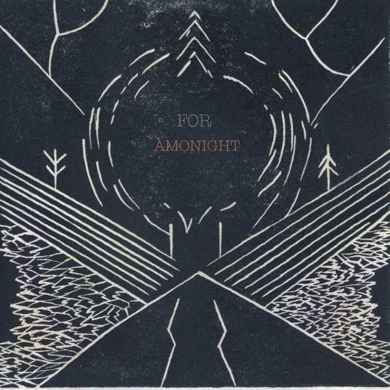 Amonight - For (cover art)
