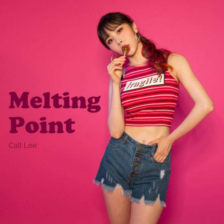 Call Lee - Melting Point (cover art)