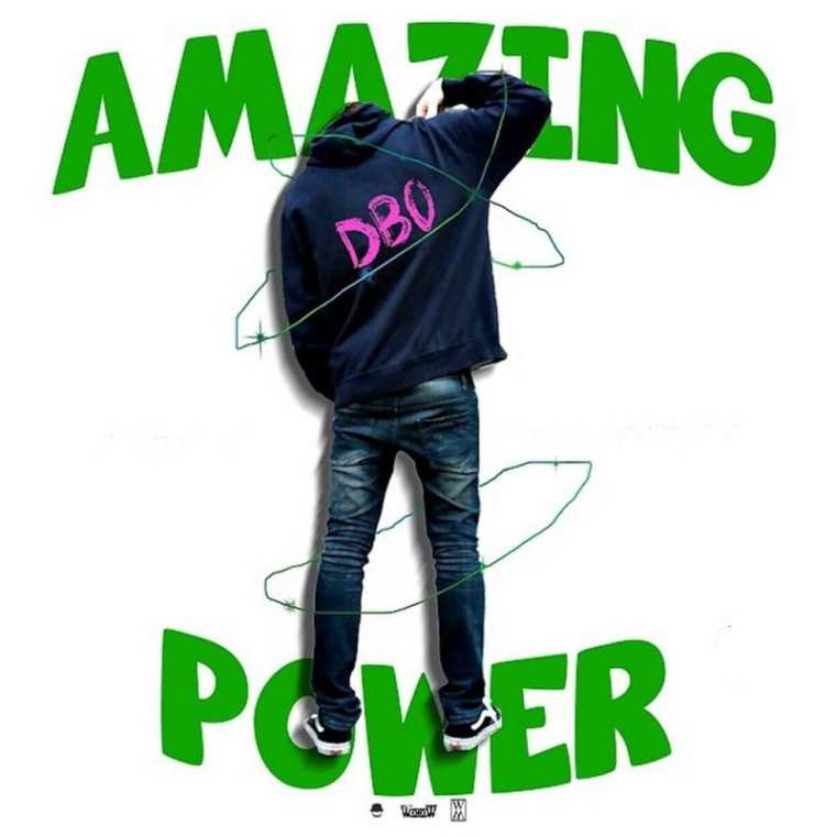 Dbo - Amazing (cover art)