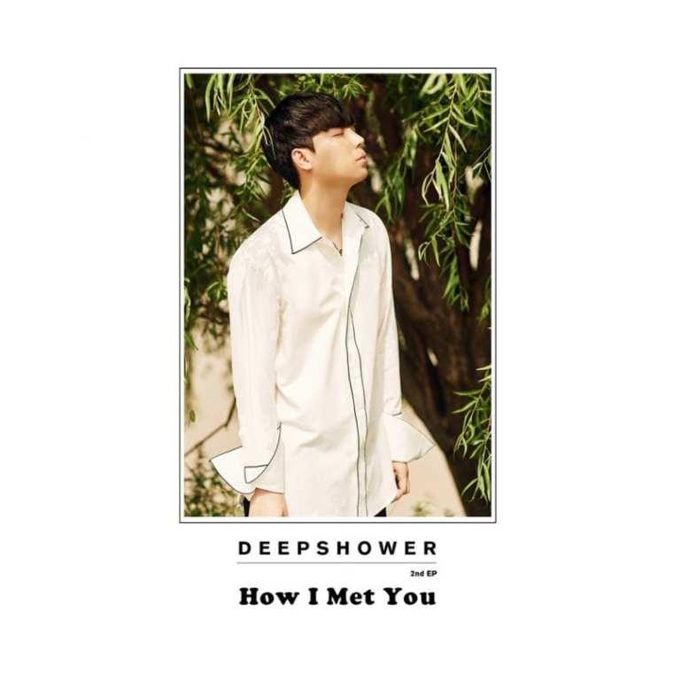 Deepshower - How I Met You (album cover)
