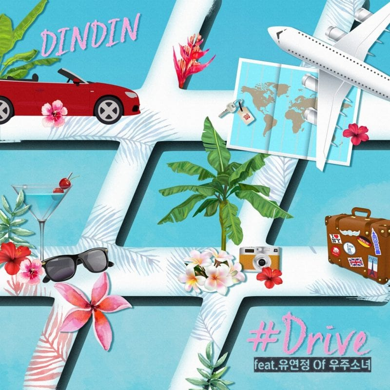 DinDin releases single '#Drive'