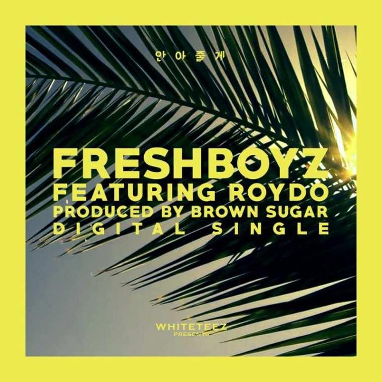 Fresh Boyz - 안아줄게 (cover art)
