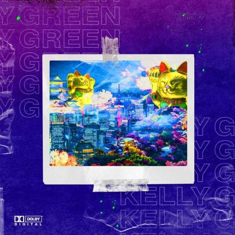 Kelly Green - Be Fresh (cover art)