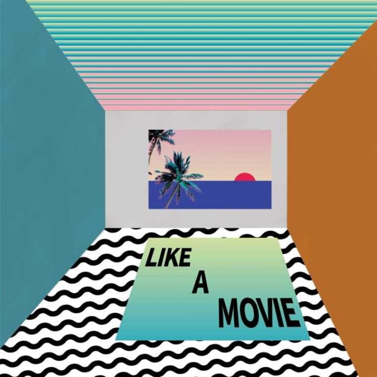 krismaze - Like A Movie (cover art)