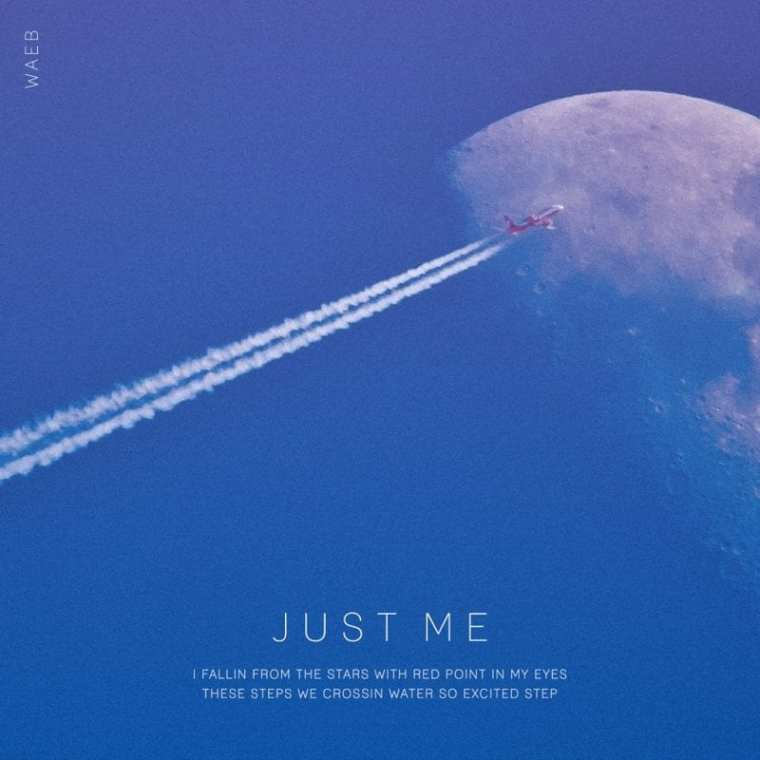 WAEB - Just Me (cover art)