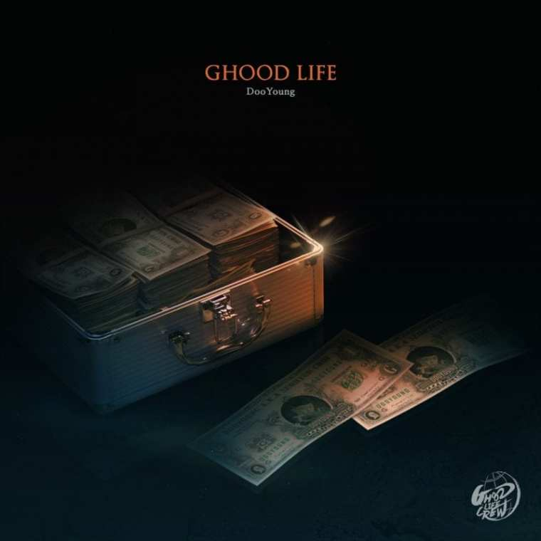 DooYoung - GHOOD LIFE (cover art)
