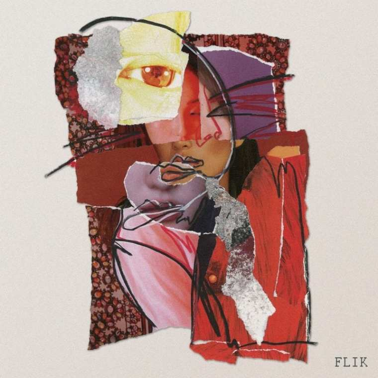 FLIK - Kaleidoscope (album cover)