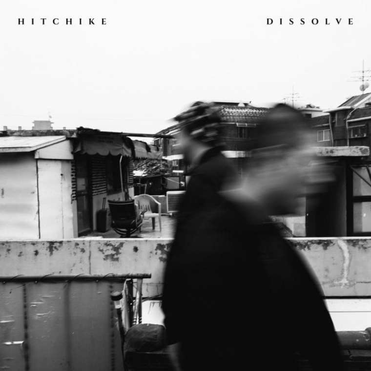 HitcHike - Dissolve (cover art)