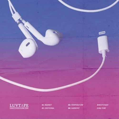 Luna Tune X SHEEZY STASH - LUVTAPE (cover art)