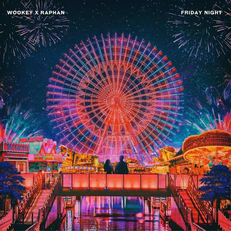 Wookey - Friday Night (cover art)