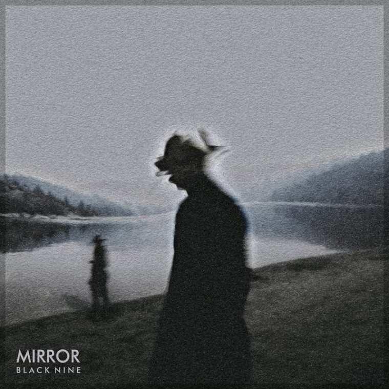 Black Nine - Mirror (cover art)