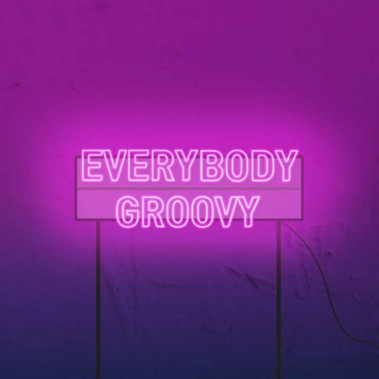 GROOVY - EVERYBODY (cover art)