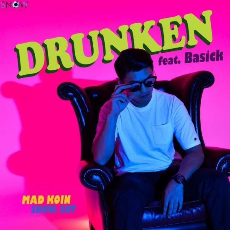 MAD KOIN - Drunken (cover art)
