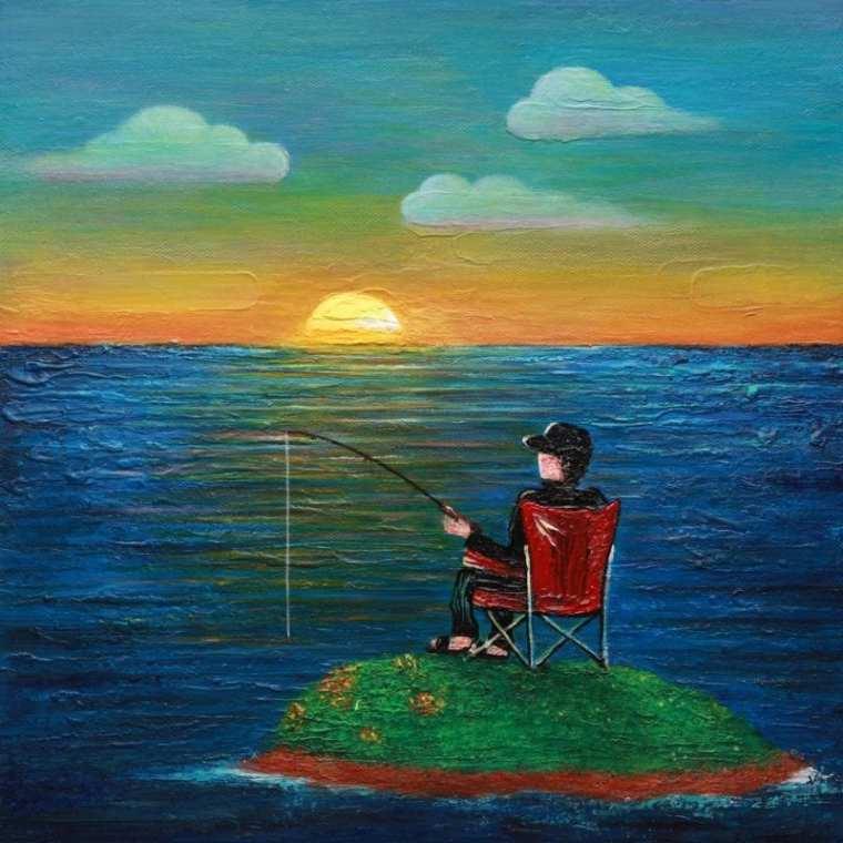 pH-1 - The Island Kid (album cover)