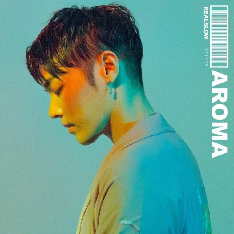 Realslow - Aroma (cover art)
