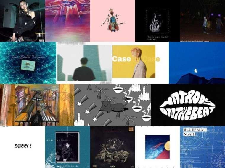 Mixtape Covers September 2017