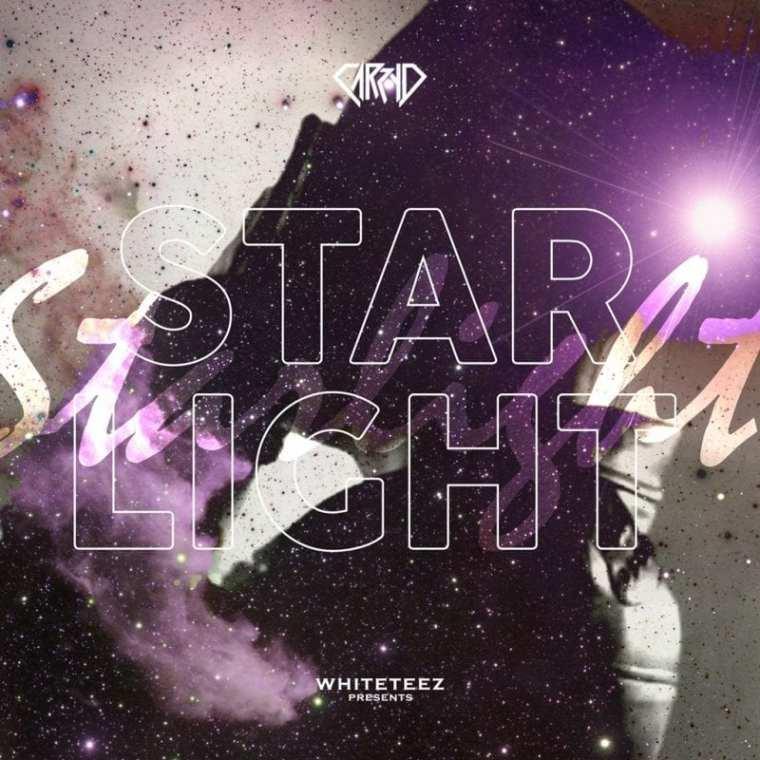 Carry Diamond - Star Light (cover art)