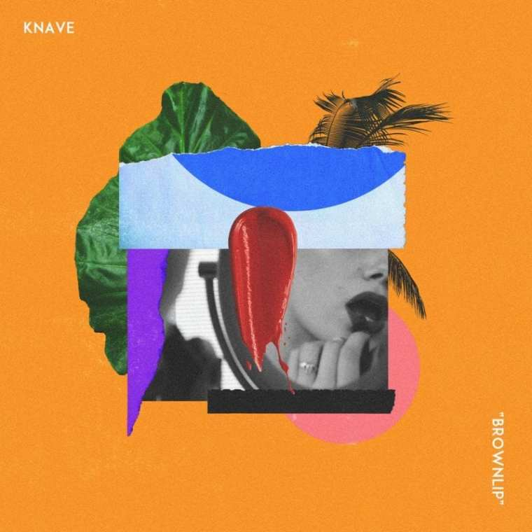 Knave - Brown Lip (cover art)
