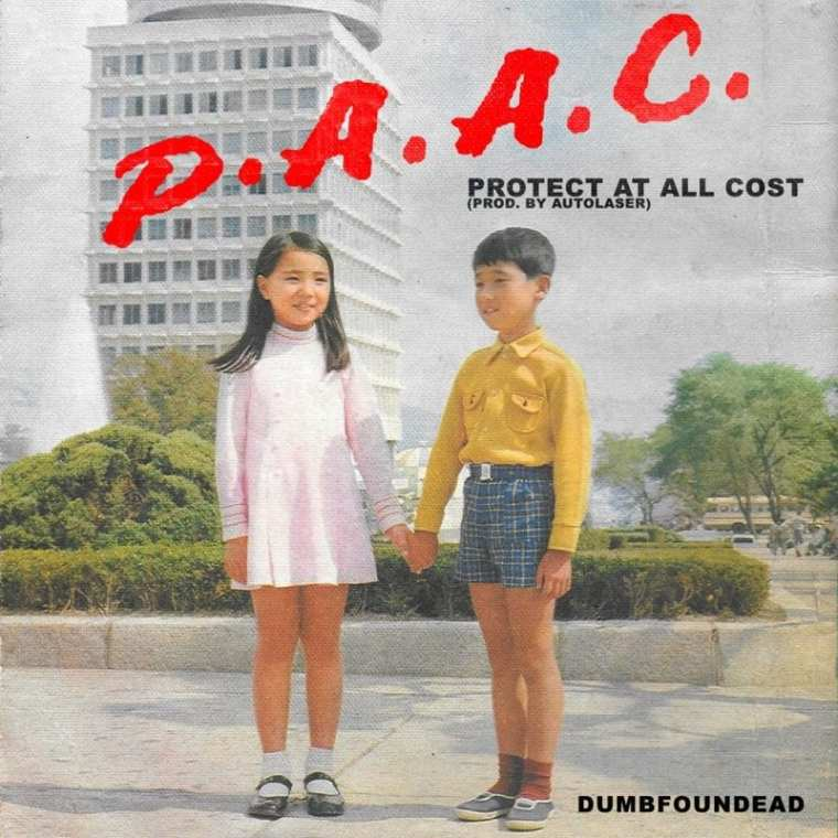 Dumbfoundead - P.A.A.C. (cover art)
