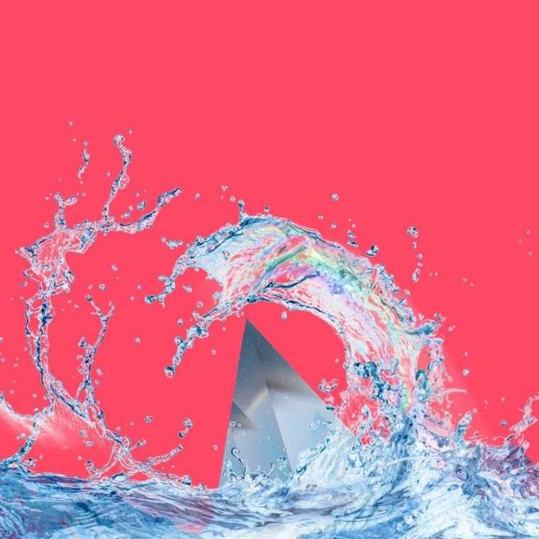EK - Splash (album cover)