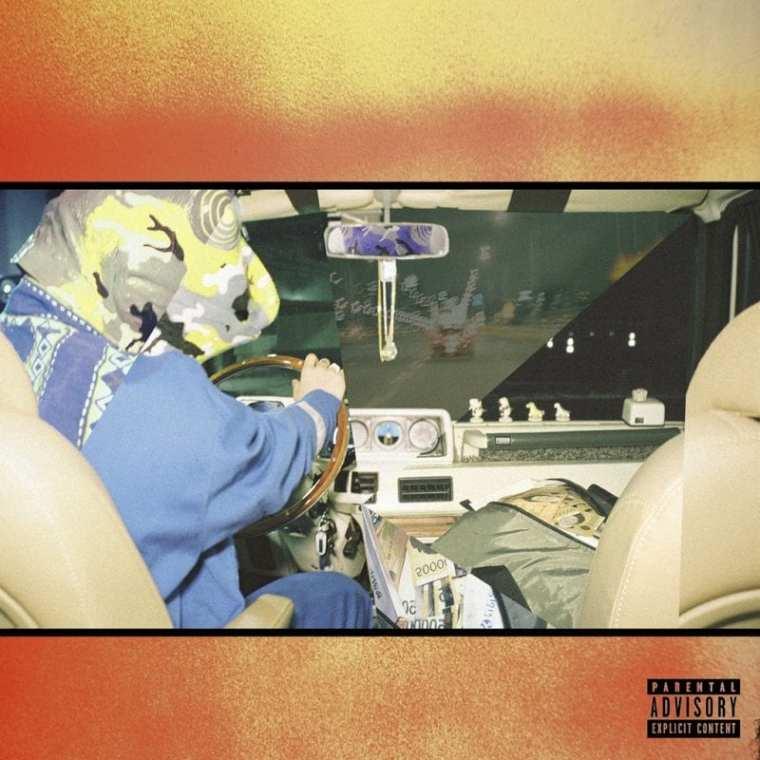 Dakshood - Money Man (cover art)