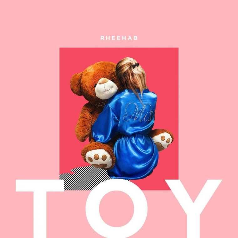 Rheehab - Toy (cover art)