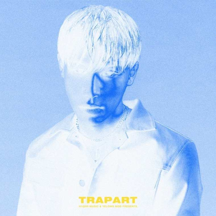 Sik-K - TRAPART (cover art)