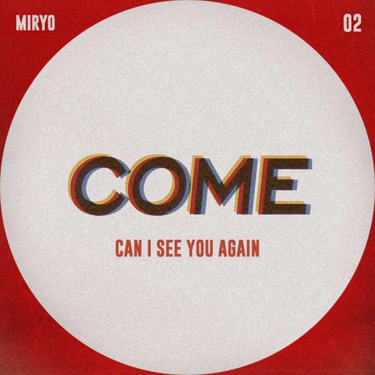 Miryo - COME (cover art)