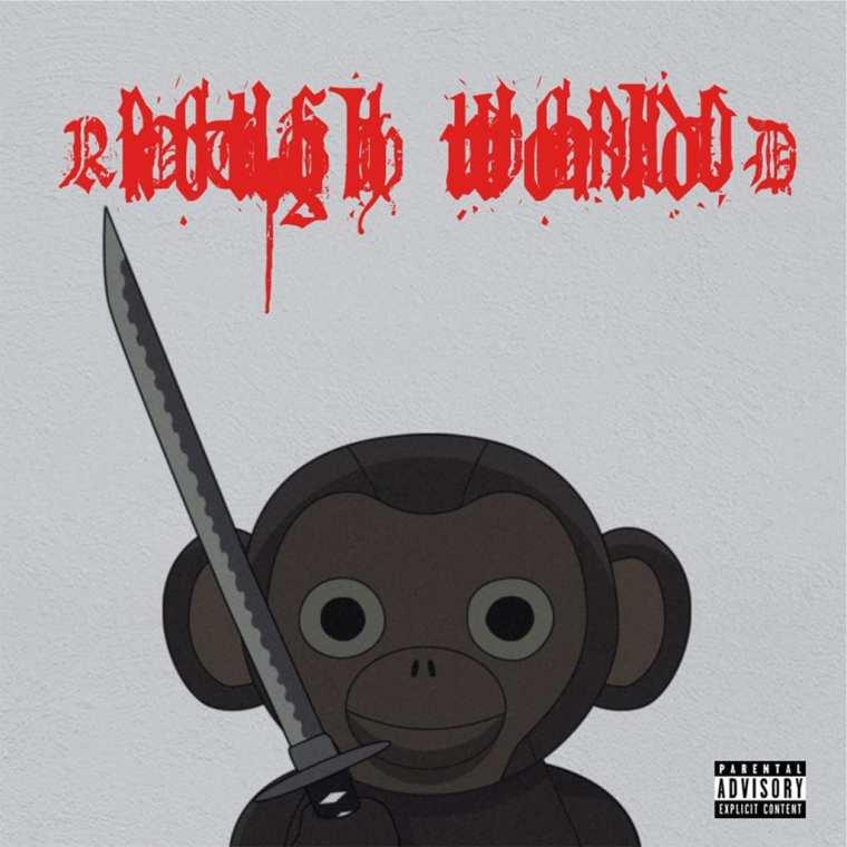 nafla, Loopy - Rough World (cover art)