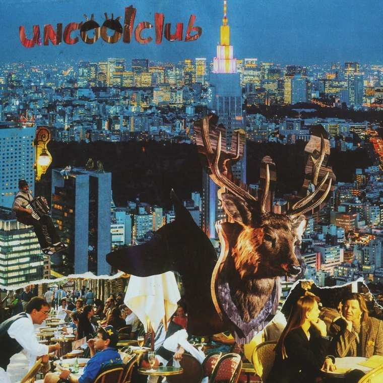 uncoolclub - Diorama of Life (album cover)