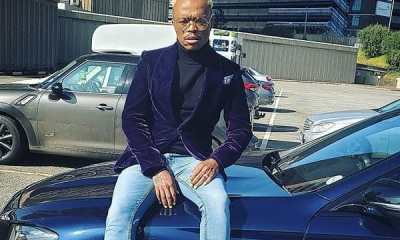 "Somizi 3 Hip Hop More - Somizi made it understood: ""I didn't take anyone's idea"""