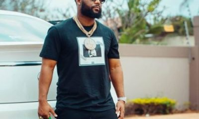 Cassper Nyovest Hip Hop More - Cassper Nyovest's AMN collection tops Apple music outline for 3 weeks