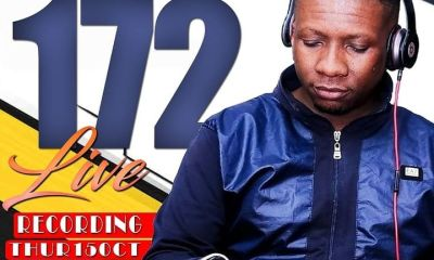 Ceega – Meropa Session 172 Mix Live Recording Hiphopza - Ceega – Meropa Session 172 Mix (Live Recording)