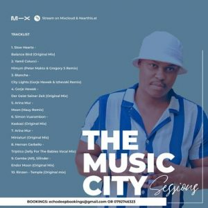 Echo Deep – The Music City Sessions 34 Mix Hiphopza 300x300 - Echo Deep – The Music City Sessions #34 Mix