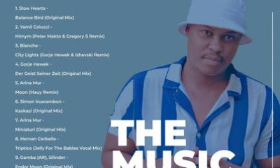 Echo Deep – The Music City Sessions 34 Mix Hiphopza - Echo Deep – The Music City Sessions #34 Mix