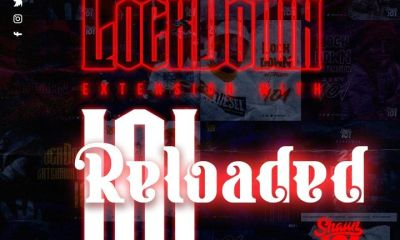 Shaun101 – Lockdown Extention Reloaded With 101 Mix Hiphopza - Shaun101 – Lockdown Extention Reloaded With 101 Mix