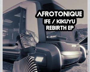 AfrotoniQue – Rebirth Hiphopza - EP: AfrotoniQue – Rebirth