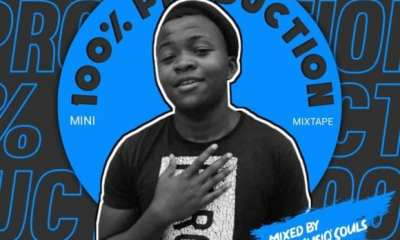 The MusiQSouls – 100 production Mix Hiphopza - The MusiQ'Souls – 100% production Mix