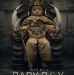 Vigro Deep – Rise Of A Baby Boy Album Art Zablast.Com  3 239x300 Hip Hop More 3 - Vigro Deep ft Thomas – Umona