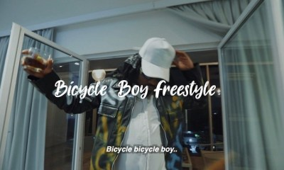 Bicycle Boy Hip Hop More - Ice Prince – Bicycle Boy (Freestyle)