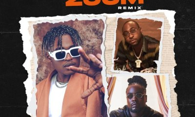 Cheque Zoom Remix Hip Hop More - Cheque ft. Davido, Wale – Zoom (Remix)